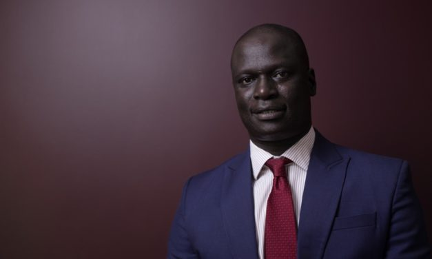Vice President and Managing Director of NBA Africa, Mr Amadou Gallo Fall.
