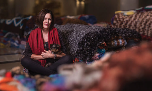 Carolyn Steyn: Knitting our country together one stitch at a time