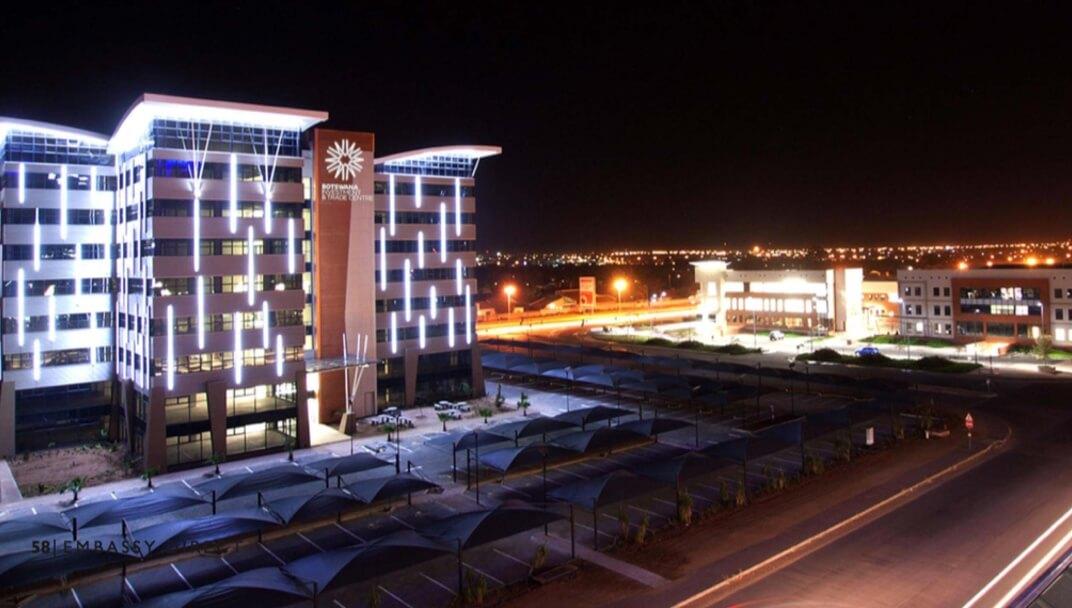 Letsebe Sejoe – CEO: Botswana Investment & Trade Center