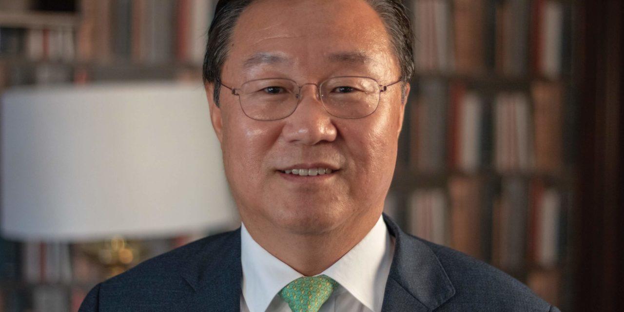 Message from the Ambassador of South Korea – H. E. PARK JONG-DAE