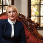 Counsellor Liubov Abravitova – Ukrainian Charge D'Affaires to South Africa