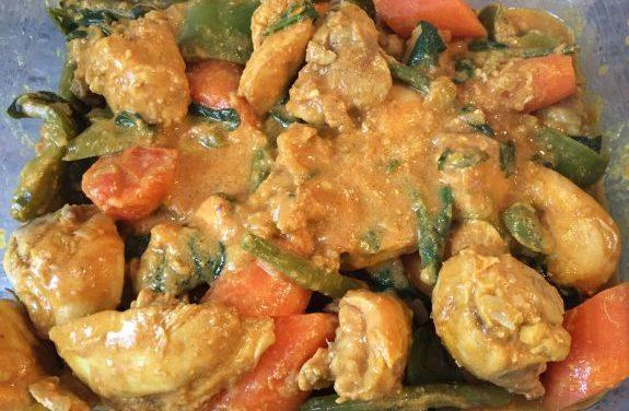 Chicken in Peanut Butter Sauce – MALI