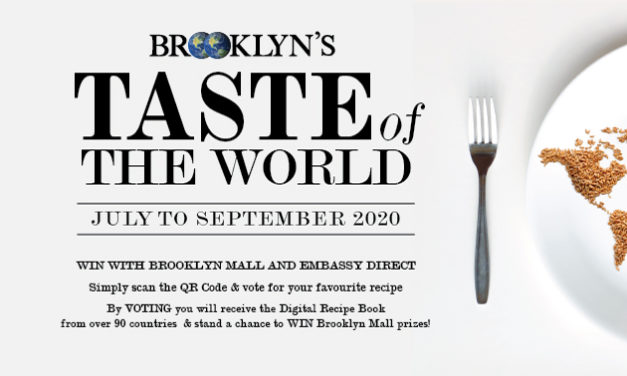 Brooklyn's Taste of the World Competition