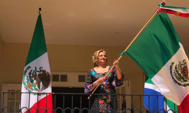 210th ANNIVERSARY OF THEINDEPENDENCE OF MEXICO